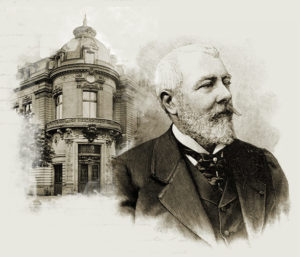 1896: Georges Masson (1839–1900), France