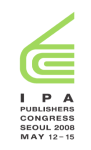 IPA Publishers Congress Seoul 2008