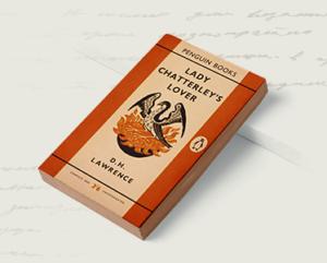 Penguin Books. Lady Chatterley's Lover.