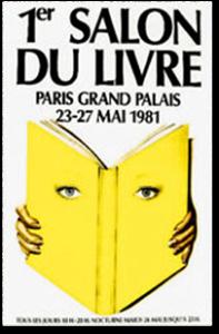 First edition of the Salon du Livre de Paris (renamed Livre Paris in 2016).