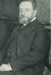 1910: Wilhelmus Petrus van Stockum (1848–1927), Netherlands